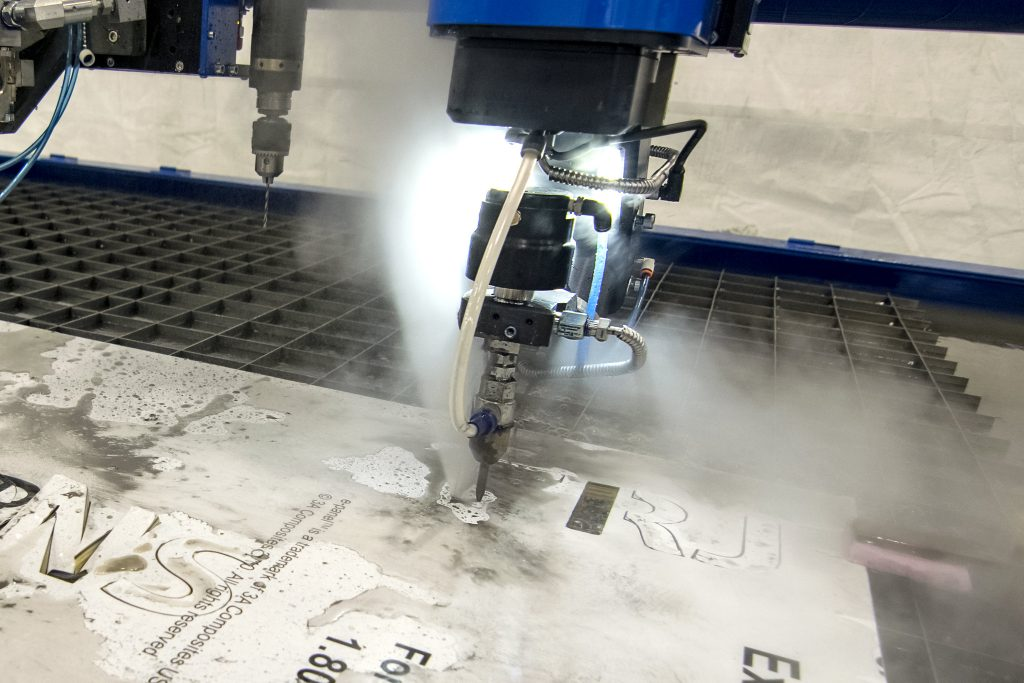 Difference Between Water Jet Cutting and Laser Jet Cutting