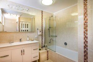 well ventilated bathroom